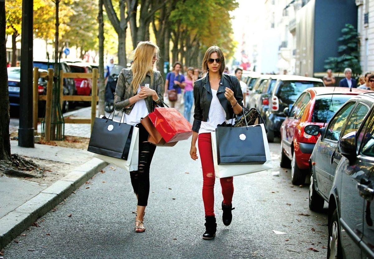проблемой шоппинг в милане фото целом